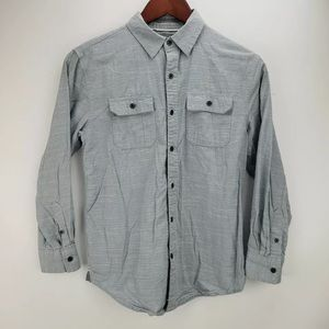 Paper Denim & Cloth Long Sleeve ButtonUp Size10/12